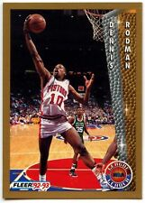 Dennis Rodman #239 Fleer Basketball Card (C508)