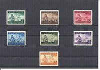 Albanien, Einzelmarken, Auswahl aus Michelnrn: 1 - 21 gestempelt o/postfrisch **