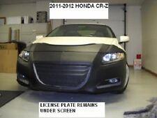 Lebra Front End Mask Cover Bra Fits HONDA CR-Z 2010-2011 10 11