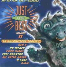 Just the Best 11 (1997) Red 5, No Mercy, Porn Kings, Toni Braxton, Die .. [2 CD]