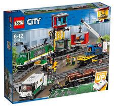 LEGO CITY 60198 TRENO MERCI LUG 2018