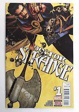 ESL1349. Doctor Strange #1 Marvel Comics (2015) Aaron Bachalo Townsend