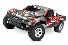 Traxxas Slash RTR Rot 1/10 2,4Ghz Brushed Short Course Truck 58024