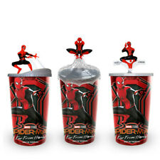 Spider-Man: Far From Home Cup Popcorn Bucket Movie Toy Decoration Exclusive