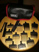 WAHL Combs Wahl Hair Clipper Attachments Styling Tools Home Products Lot Of 14
