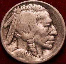 1914-S San Francisco Mint  Buffalo Nickel