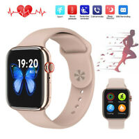 Women Sport Smart Watch Fitness Activity Tracker for iPhone Samsung LG G6 G7 G8