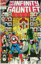 Infinity Gauntlet # 2 (of 6) (George Perez, 52 pages) (Estados Unidos, 1991)