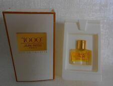 Miniature de parfum 1000 de Jean Patou EDT 2 ml pleine + boite