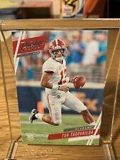2020 Prestige Draft Picks #6 Tua Tagovailoa - Rookie Card - Alabama uni
