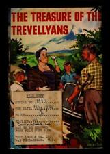The Treasure of the Trevellyans by Doris Pocock (First Edition) File Copy