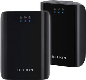 Belkin Gigabit Powerline HD Kit 1024 megabit/s