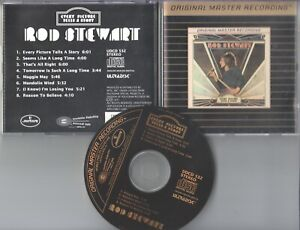 Rod Stewart     MFSL  CD   EVERY PICTURE TE   © 1971   ORIGINAL MASTER RECORDING