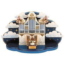 258-251h0022 Hubrig Orgel mit kleiner Wolke mit Musikwerk