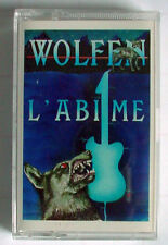 Cassette audio 4 titres - L'abîme - Wolfen