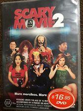 SCARY MOVIE 2 - DVD REGION 4