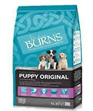2 x 12kg burns puppy original chicken and rice complete hypoallergenic food