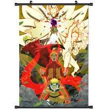 Hot Aime Naruto Wall Poster Scroll Cosplay 2852