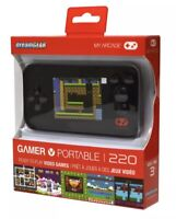 "My Arcade Gamer V 2.4"" LCD Portable Handheld Gaming System w/ 220 Retro Games"