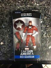 Marvel Legends RED GUARDIAN w/ Giant Man BAF leg New NIB Hasbro