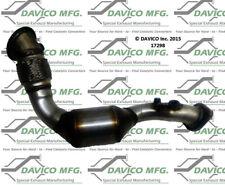 Catalytic Converter-Exact-Fit Front Davico Exc CA 17298