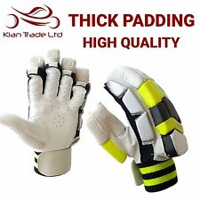 (RH) professionali guanti PASTELLE Cricket TORNEO MLG di alta qualità