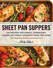 Sheet Pan Suppers 120 Recipe Simple Surprising Hands-Off Meal Straight Paperback