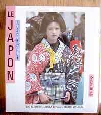 LE JAPON AUJOURD'HUI - tourisme voyages Mondo TTBE