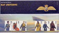 GB 2008 RAF MILITARY UNIFORMS PRESENTATION PACK No.416