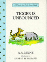 """""""NEW"""" Tigger is Unbounced (Winnie-the-Pooh story books), Milne, A. A., Book"""