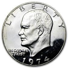 1971-1976 40% Silver Eisenhower Dollar Proof - SKU #60106