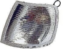 FORD SIERRA FRONT N/S PASSENGER SIDE CLEAR INDICATOR LAMP NEW