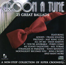 V/A - Croon A Tune: 25 Great Ballads (UK 25 Tk CD Album)