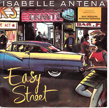 """7"""" 45 TOURS FRANCE ISABELLE ANTENA """"Easy Street / Magic Words"""" 1986 DISCO/FUNK"""
