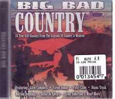 AA.VV.  BIG BAD COUNTRY CD SEALED SIGILLATO