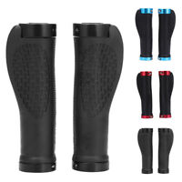 MTB Mountain Bike Bicycle Handlebar Grips Cycling Lock-On P9E1