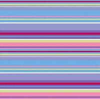 WallPops Wallpaper Brewster WPS90250 Stripe Ribbon Candy Purple, Peel Stick
