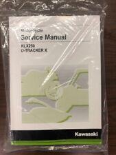 Kawasaki KLX®250 Service Manual - Fits 2018-2020 - Genuine Kawasaki - Brand New