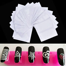 36Pcs/Set Nail Art Transfer Stickers 3D Design Manicure Tips Decal Decoration OJ