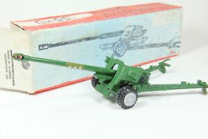 BS-3 100mm USSR anti tank gun. new. M 1:43 scale model. made in USSR. NEW!