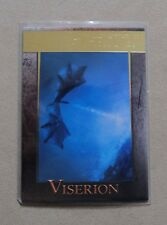 GAME OF THRONES SEASON 7 - GOLD PARALLEL CARD #80 VISERION (008/150)