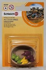 42240  Fruit Feed Set  Schleich Anywhere is a Playground <><
