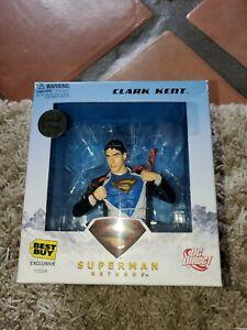 DC Direct Superman Returns Clark Kent Limited Edition Exclusive Bust Best Buy