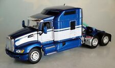DCP BLUE/WHITE KW T660 MID ROOF SLEEPE CAB ONLY 34160 C