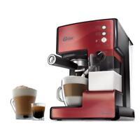 Oster Prima Latte Machine à Café Expresso Traitement De Lait 15 BAR Acier Inox