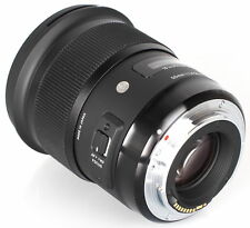 Sigma 50mm F1.4 DG HSM Art Lens for Nikon Cameras - Brand New!