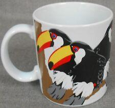 Otagiri TOCO TRIO Colorful Toucan Mug TOM TAYLOR