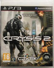 Gioco PS3 Crysis 2 - Electronic Arts Sony PlayStation 3 Usato
