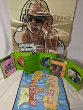 New listing Xbox Grand Theft Auto 3 Pack Vice City, San Andreas, Iii, with posters