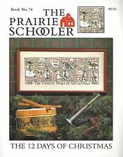 The Prairie Schooler Book No. 74  # The 12 Days of Christmas + Hard to find!